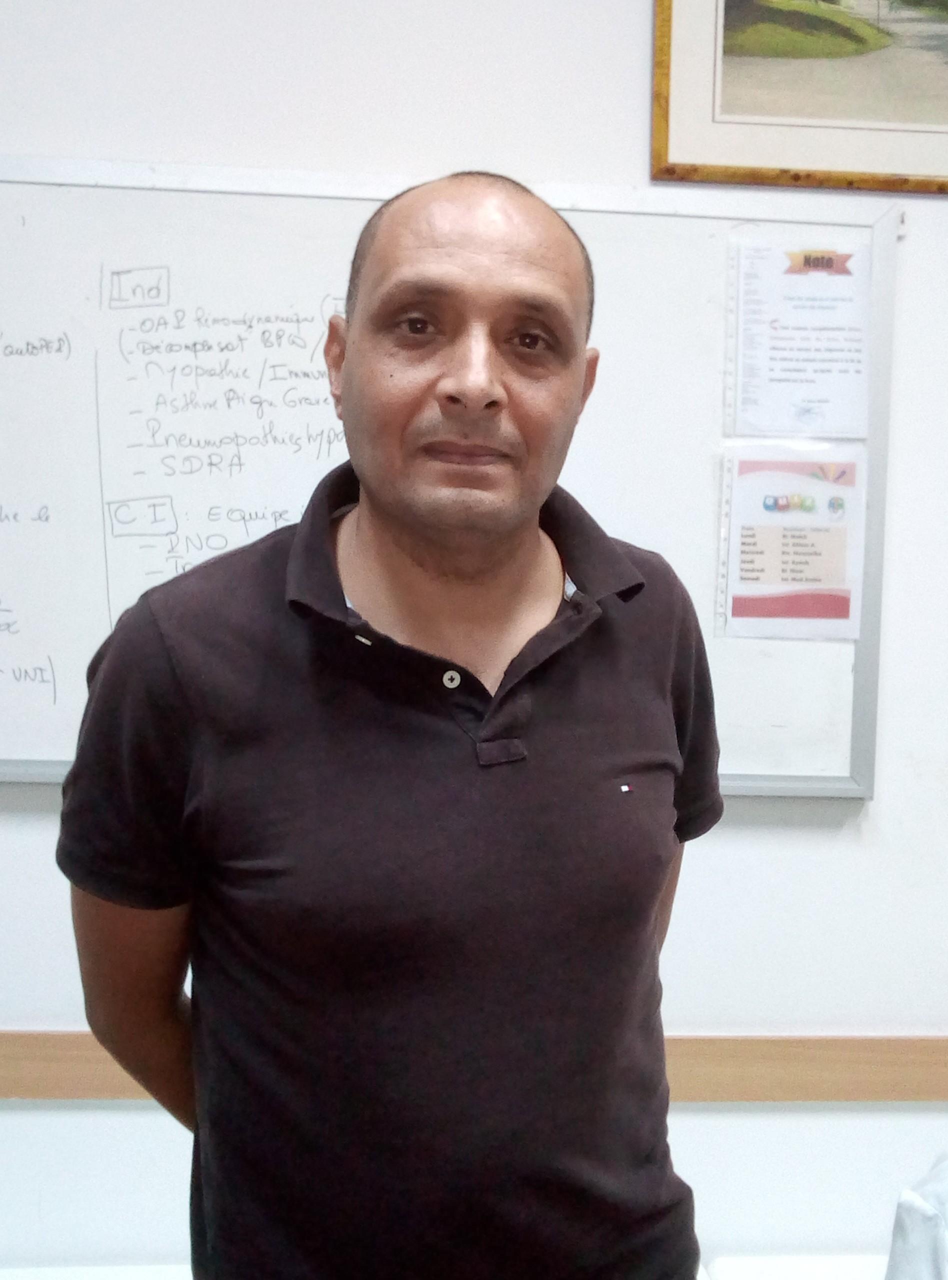 Prof Ag. METHAMEM Mehdi