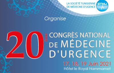 20ème Congrès National de Médecine d'Urgence