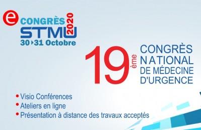 19ème Congrès National de Médecine d'urgence (e-congrès)